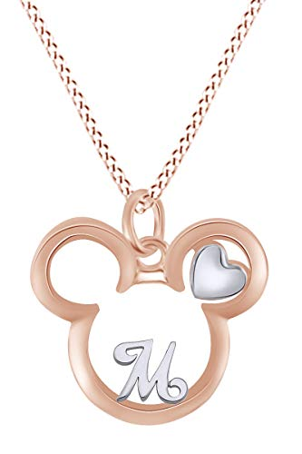 AFFY 14k Gold Over Sterling Silver Wheel Pendant Necklace